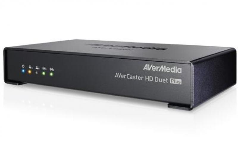 AVerCaster HD Duet Plus | Product | AVerMedia