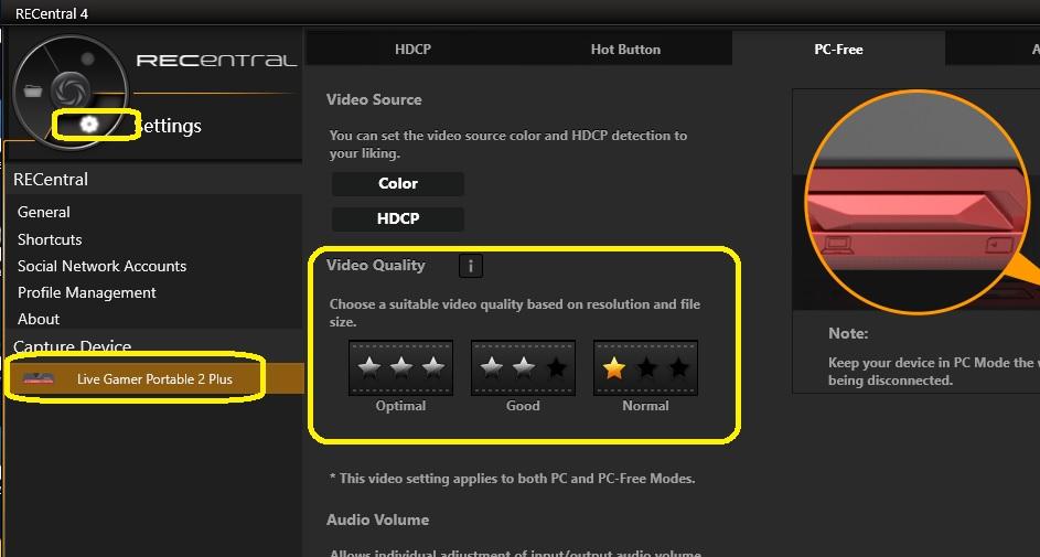 Live Gamer Portable 2 PLUS - GC513 | Product | AVerMedia