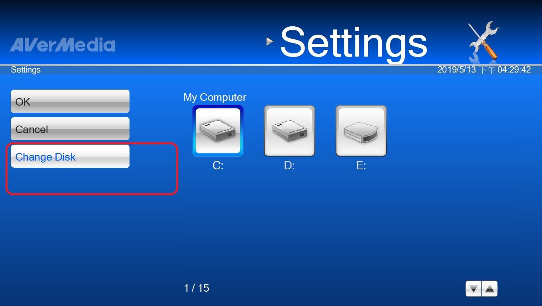 AVerTV CaptureHD - H727   Product   AVerMedia